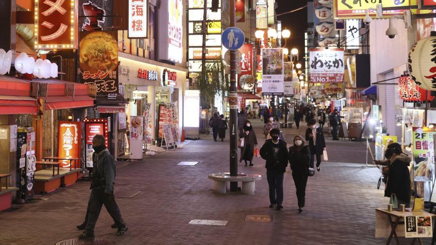 Le Japon ferme ses frontières aux étrangers jusque fin janvier — Coronavirus
