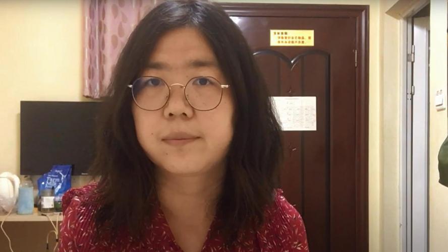 Une femme condamnée pour des reportages à Wuhan — Pandémie en Chine