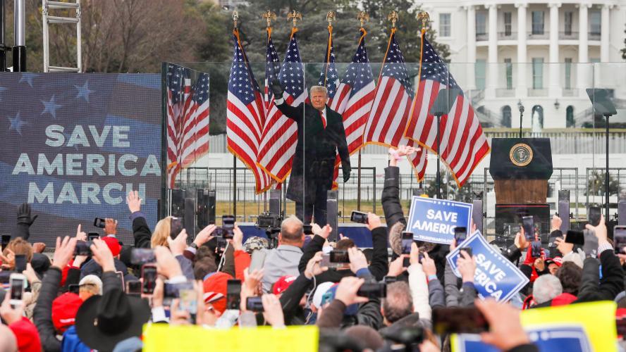 Le vice-président Pence ne s'opposera pas à la certification de la victoire de Biden: «Nous ne concéderons jamais la défaite», dit Donald Trump