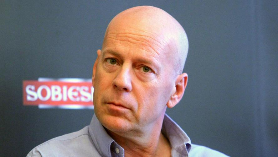 Bruce Willis viré d'une pharmacie de Los Angeles