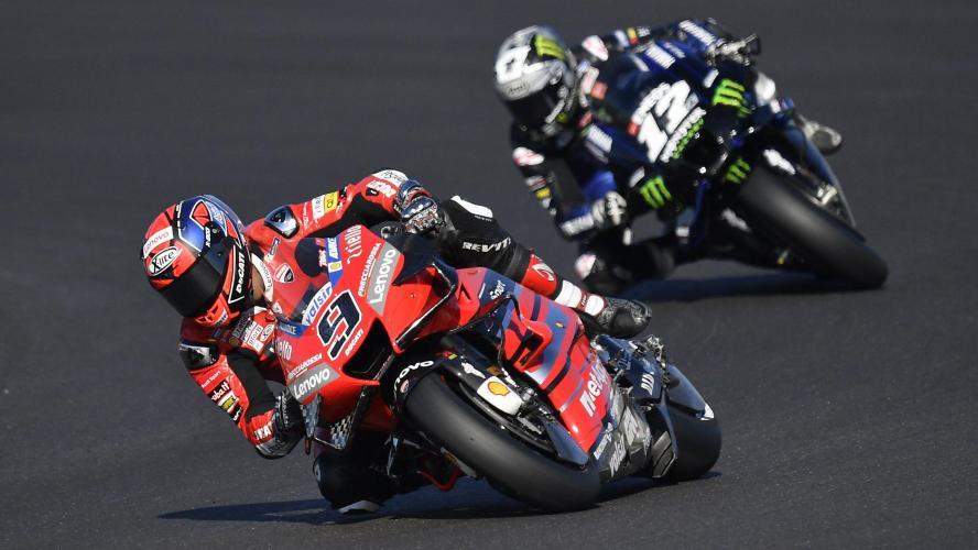MotoGP : Ducati reste jusqu'en 2026