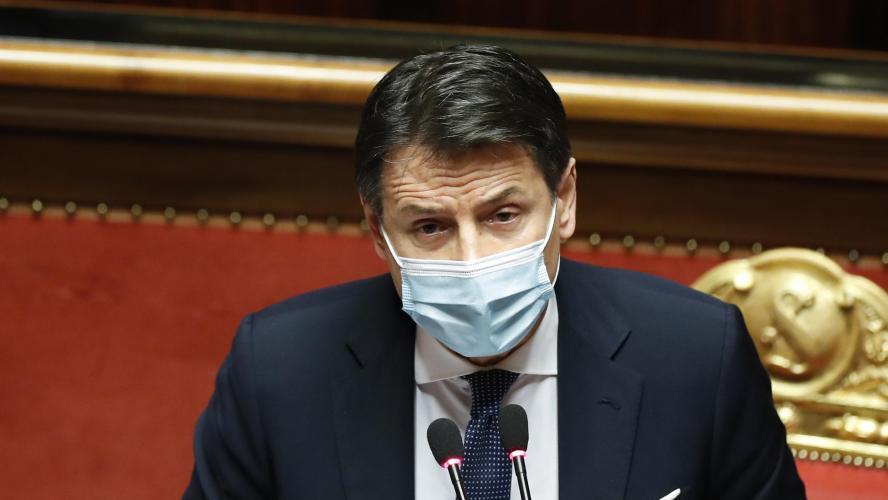 Italie: le gouvernement s'écroule, place aux consultations tous azimuts (afp)