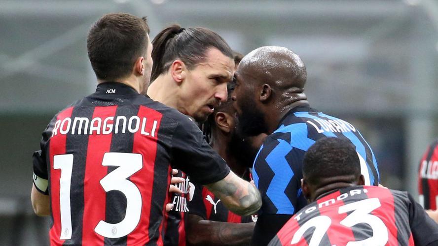 VIDEOS : Lukaku-Ibrahimovic, c'était chaud !