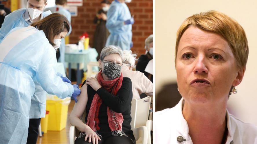 «Cela fait des semaines que je m'agite pour faire changer les choses»: pour Catherine Fonck (cdH), il faut revoir toute la stratégie de vaccination