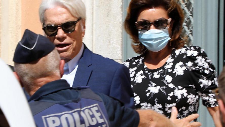Bernard Tapie et son épouse violentés lors d'un cambriolage !