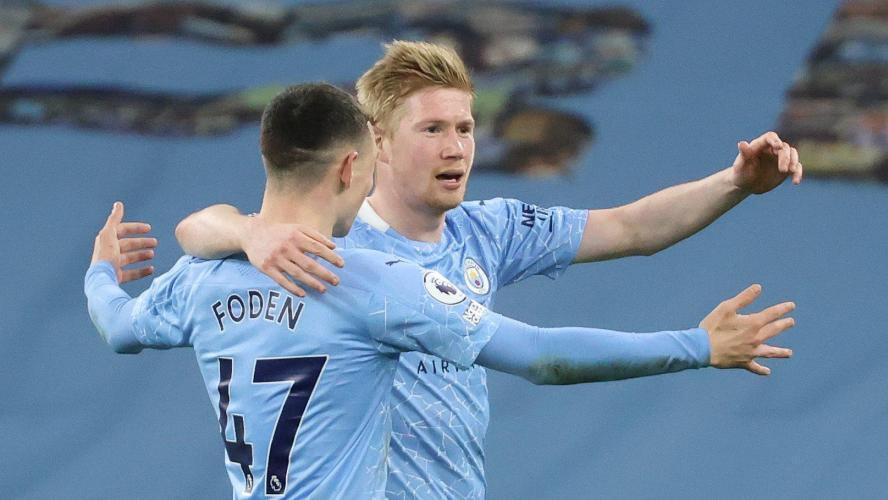 MU battu par Leicester, City champion — Ang
