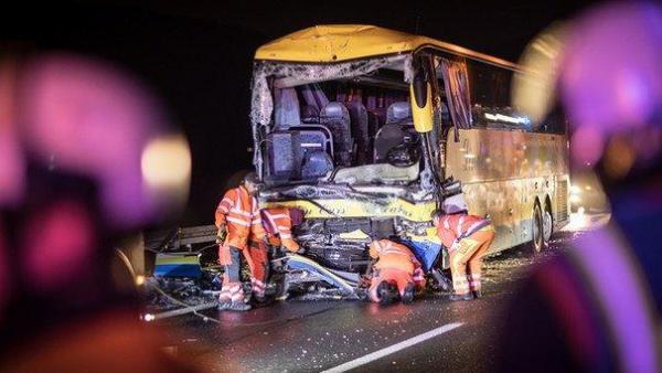 Rudy est le chauffeur décédé dans l'accident d'un autocar belge en Allemagne