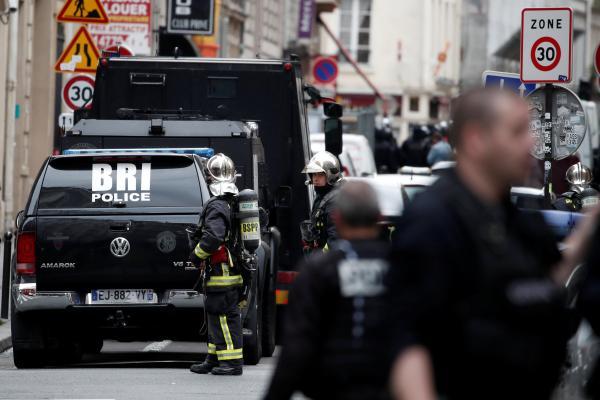 Urgent: Prise d'otages à Paris dans le Xe arrondissement…