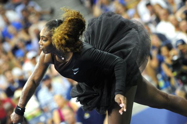 Serena Williams a sorti le tutu victorieux — US Open