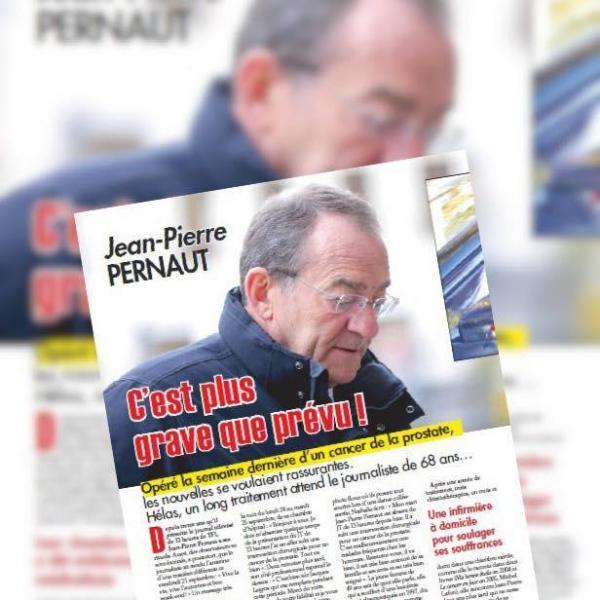 Jean-Pierre Pernaut atteint d'un cancer :