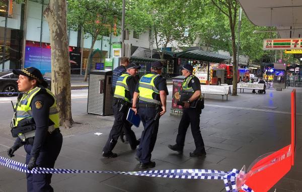 Plusieurs personnes poignardées à Melbourne — Australie