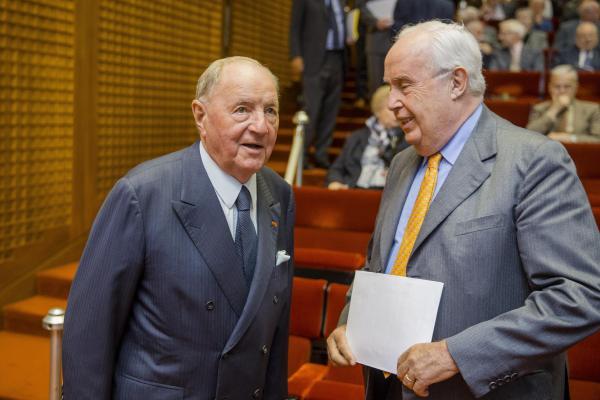 Albert Frère est décédé à l'âge de 92 ans