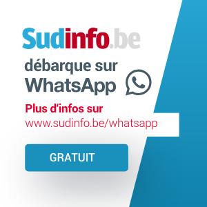 Sudinfo Whatsapp - l'info en 1 minute