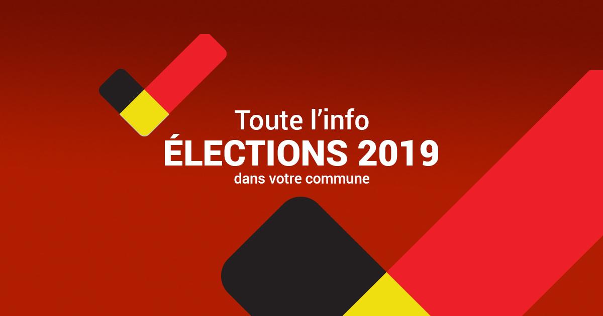 """Résultat de recherche d'images pour """"election 2019 sudpresse"""""""